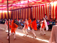 Cultural Programme in the exhibition campus