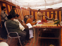 Dr. Murli Manohar Joshi in inaguration programme of  the exhibition